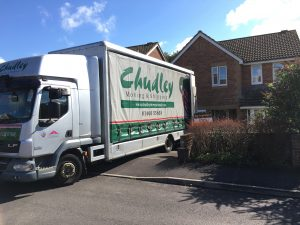 chudley removals truck